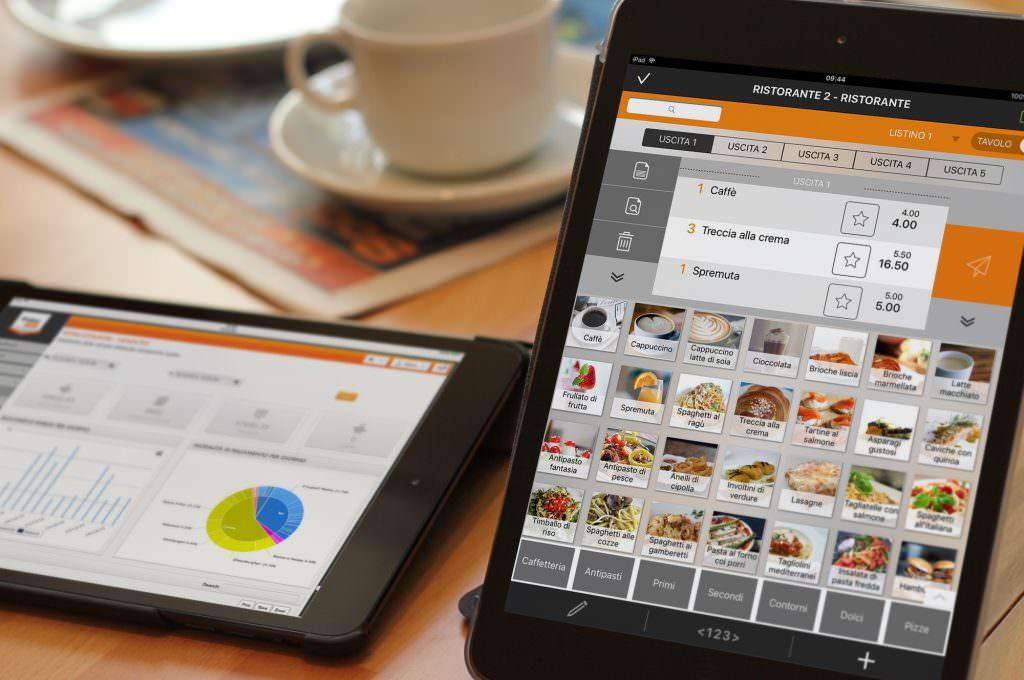 Con iPratico l'iPad diventa Registratore di Cassa