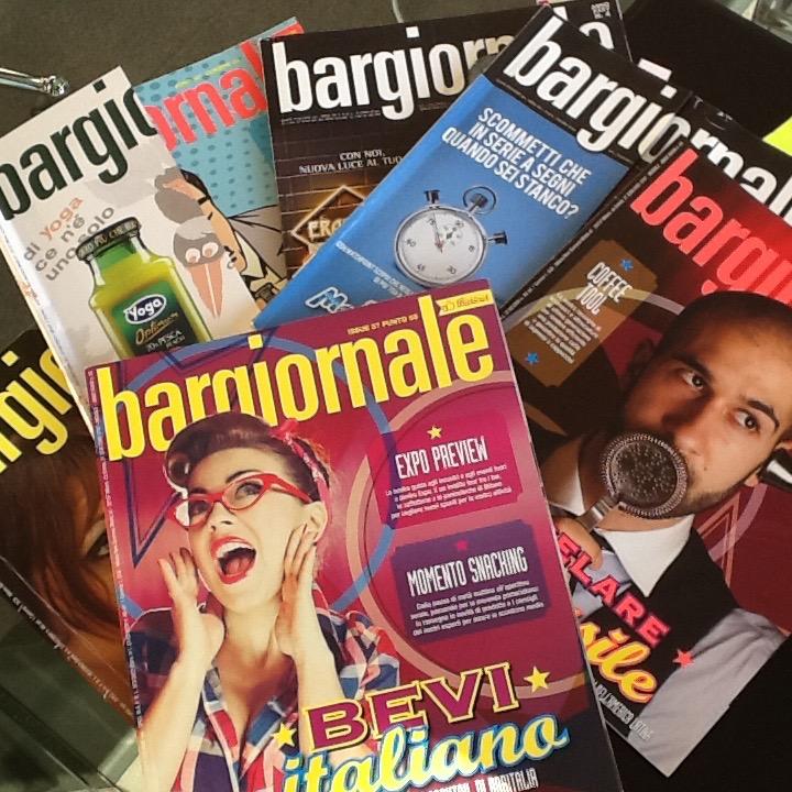 BarGiornale: rivista n°1 della ristorazione