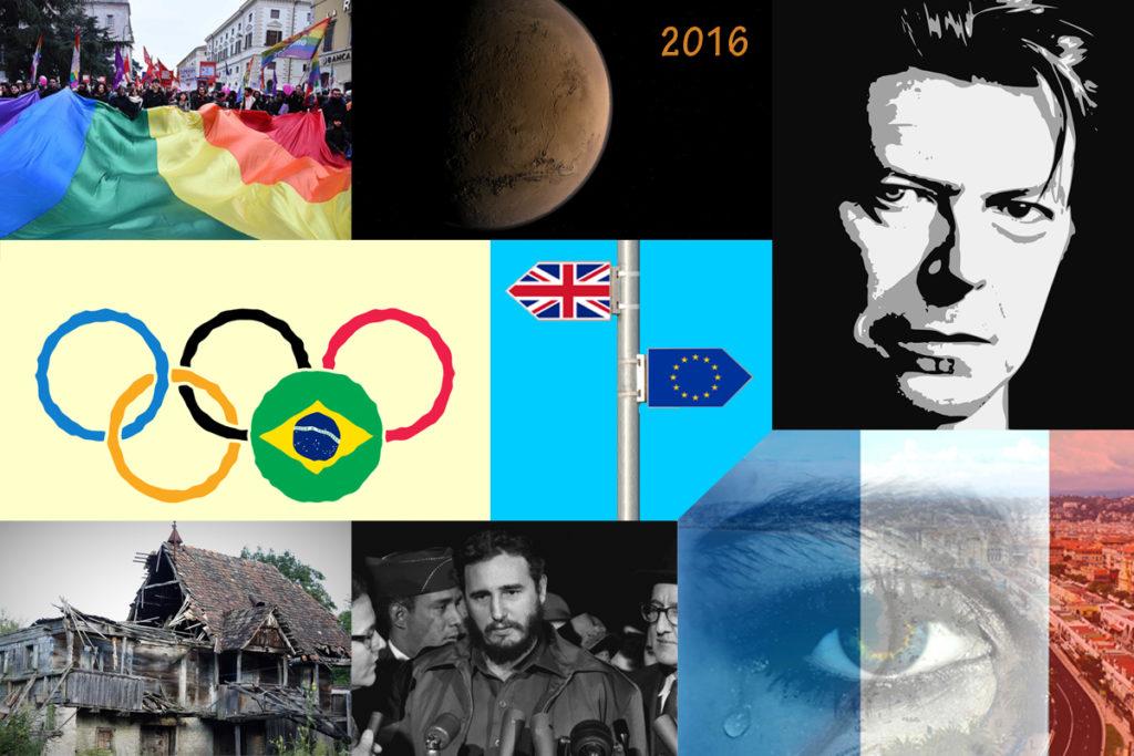 Imprevedibile 2016, verso un atteso 2017