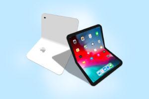 iPad pieghevole