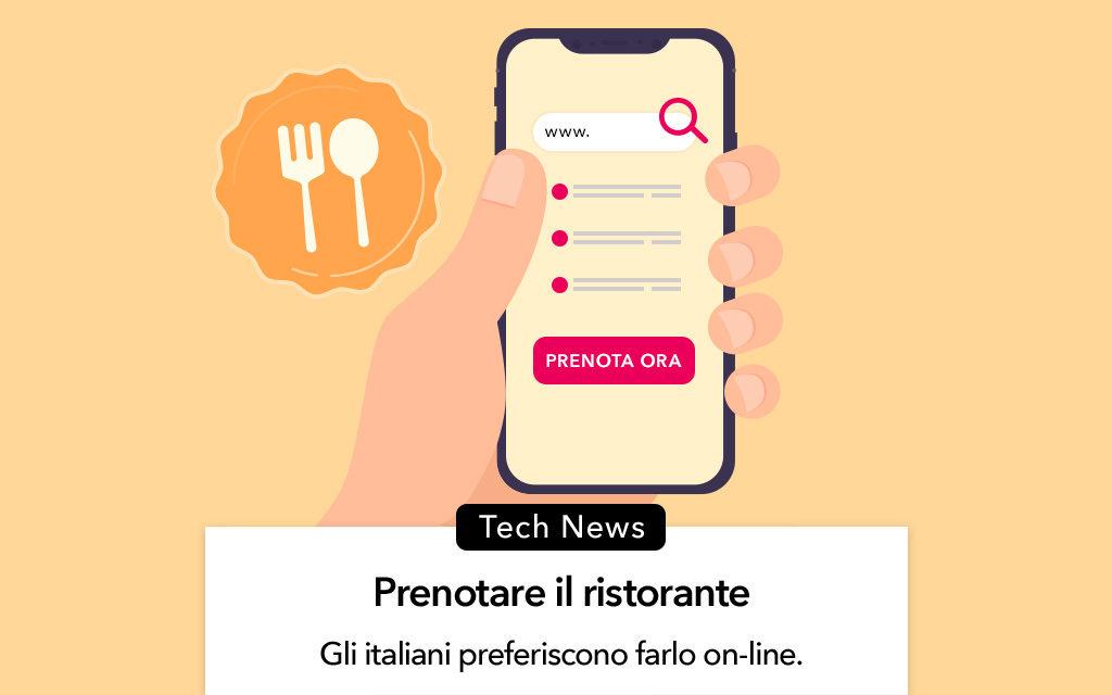 Prenotare il ristorante online: la tendenza che piace sempre più agli italiani