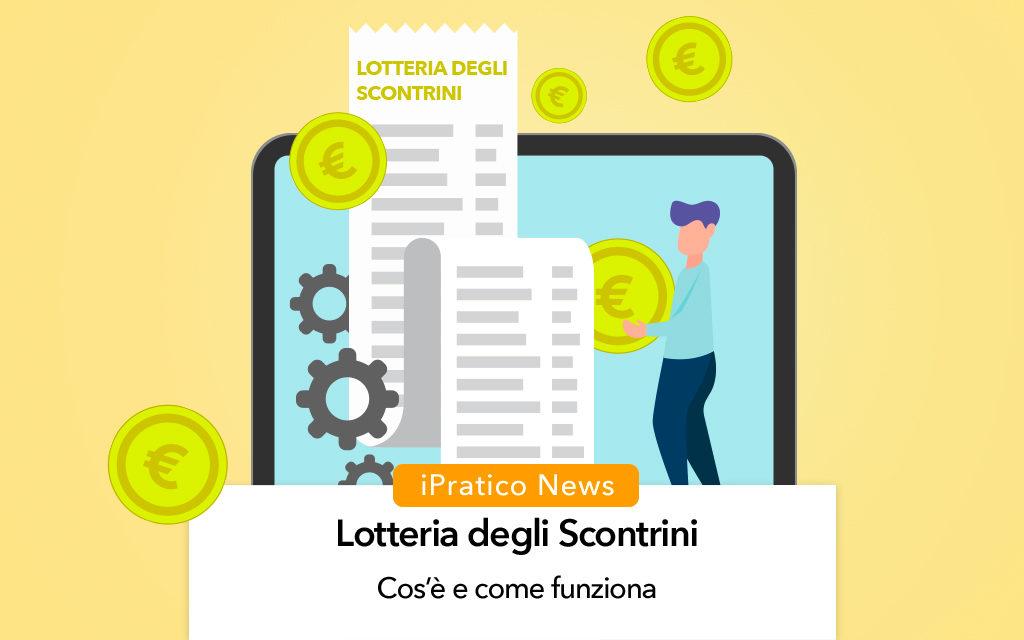 Lotteria degli scontrini 2020: come funzionerà il nuovo strumento anti-evasione