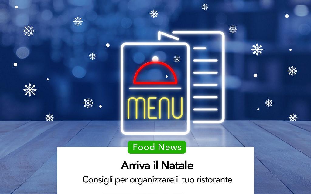 Come organizzare il ristorante per Natale? Consigli e dritte per non sbagliare