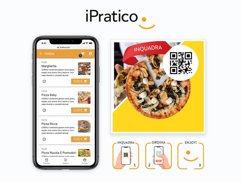 Menu digitale per ristoranti: come ordineremo nella fase 2 (e non solo)